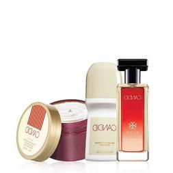AVON Classic CANDID 3Pc Gift Set Perfume 1.7oz Roll On, & Sk