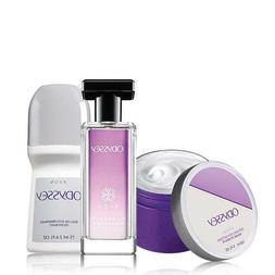 AVON Classic ODYSSEY 3Pc Gift Set Perfume 1.7oz, Roll On, &