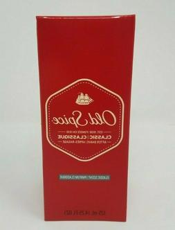 Old Spice Classic Scent After Shave 4.25 Fl Oz