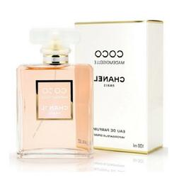 COCO MADEMOISELLE CHANEL 3.4 oz 100 mL Womens BRAND NEW IN B