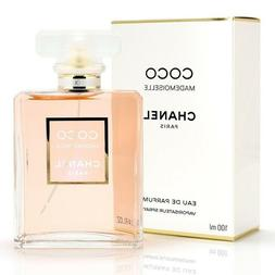 Coco Mademoiselle * Chanel * 3.4 Oz * 100 Ml * Edp * Perfume