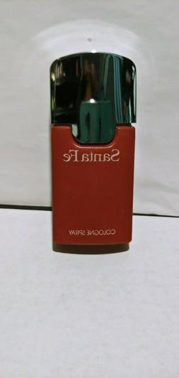 Santa fe cologne spray for men  by Aladdin 1.7 oz
