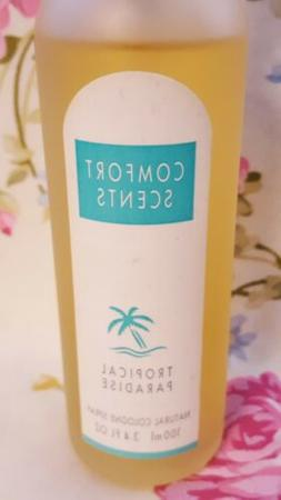 Avon Comfort Scents TROPICAL PARADISE Cologne Spray 3.4 oz N