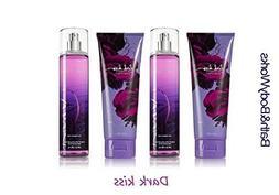 Bath & Body Works Dark Kiss Deluxe Gift Set 2 Fragrance Mist