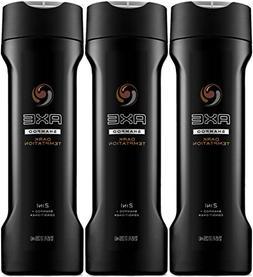 Axe Dark Temptation 2 in 1 Shampoo + Conditioner 12 Oz