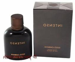 Dolce & Gabbana Intenso Eau De Parfum Spray 4.2oz/125 Ml For