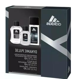 Adidas Dynamic Pulse - Deodorant Body Fragance + Eau De Toil
