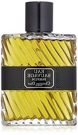 Christian Dior Eau Sauvage Parfum Spray for Men, 3.4 Ounce b