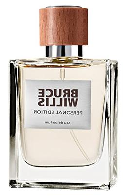 Bruce Willis Personal Edition Eau de Perfume - new fragrance