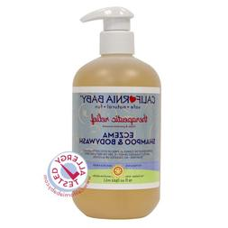 California Baby Eczema Shampoo & Bodywash - No Fragrance The