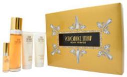 White Diamonds by Elizabeth Taylor for Women - 4 Pc Gift Set