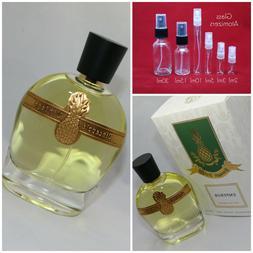 Parfums Vintage EMPEROR EDP AUTHENTIC SAMPLE 1ml 2ml 3ml 5ml