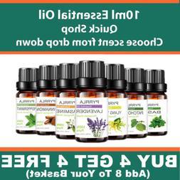 Essential Oils 100% Natural Pure Essential Oil 38+ Fragrance