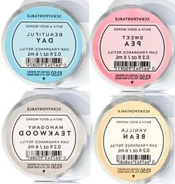 Bath and Body Works 4 Pack Favorite Fragrances Scentportable