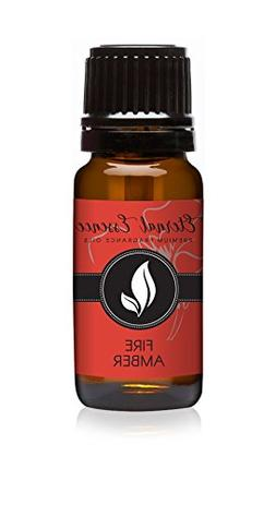 Fire Amber Premium Fragrance Oil - Scented Oil - 10ml