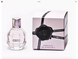 Flowerbomb Eau De Parfum Mini Perfume 7ml Splash Bottle
