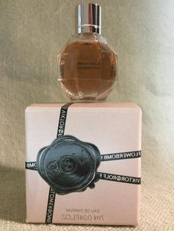 FLOWERBOMB Viktor & Rolf Perfume EDP MINI Splash Bottle 7ml
