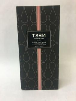 Nest Fragrances Rose Noir and Oud Reed Diffuser Perfume 5.9