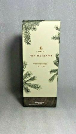 THYMES Frasier Fir Fragrance Reed Diffuser Pine Needle Desig