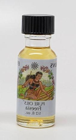 Freesia - Sun's Eye Pure Oils - 1/2 Ounce Bottle