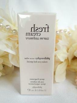 Philosophy *** FRESH CREAM WARM CASHMERE edt *** New in Seal
