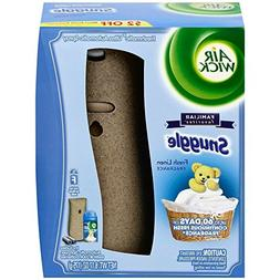 Air Wick Freshmatic Automatic Air Freshener Spray Kit, Snugg