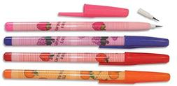 Fruit Fragrance Stay Sharp Pencils 4 Assorted