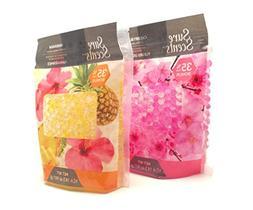 Gel Beads Air Freshener Odor Eliminating Refill 2 pack - Che