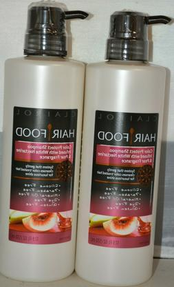 Hair Food Gluten Free Color Care Shampoo Infused with Mandar