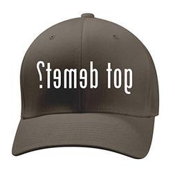 got Demet? - A Nice Men's Adult Baseball Hat Cap, Dark Grey,