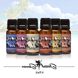 Premium Grade Fragrance Oil - Eternal 6 Pack of Essence Gift