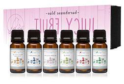 Premium Grade Fragrance Oil - Juicy Fruit - Gift Set 6/10ml