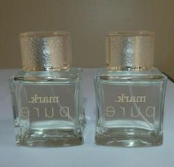 Hard to find discontinued Avon Mark Pure 2 Eau De Toilette 1