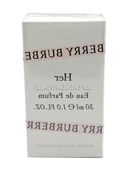Burberry HER 30 ml / 1.0 oz EDP Spray for Women NIB Authenti