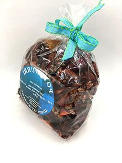 Homemade potpourri botanical Azurite Sky fragrance 4 oz bag