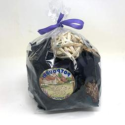 Homemade potpourri botanical s Amazing Grace fragrance 8 oz