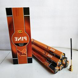 Indian Pine Stick Incense for Wooden Incense Burner Small Bo