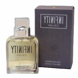 INFINITY Perfume Fragrances Cologne For Men EDP 3.4.oz  By S
