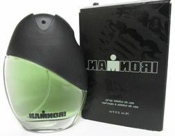 Avon Ironman 2.5 oz Men's Eau de Toilette Cologne Spray NEW