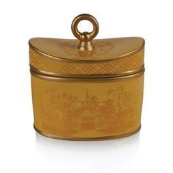 Jardins du Seda France Ceramic Two-Wick Candles - Asian Pear