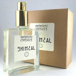 Jasmine Perfume - All Natural Made From Fresh Flowers - Perf