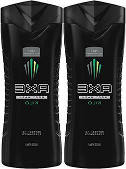 Axe Body Wash, Kilo, 16 Fluid Ounce