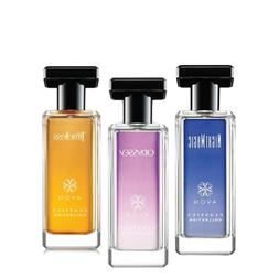 Avon Kit Fragrances For Women. Odyssey + Night Magic + Timel