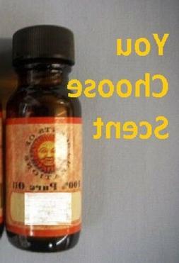 L&V Scents of Creation - 1/2 oz Bottle of 100% Pure Fragranc