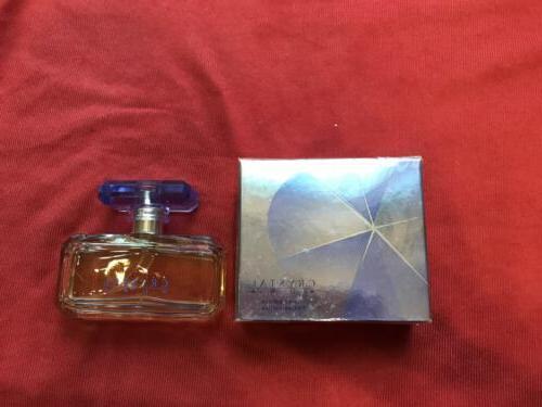 2 discontinued crystal aura eau de parfum