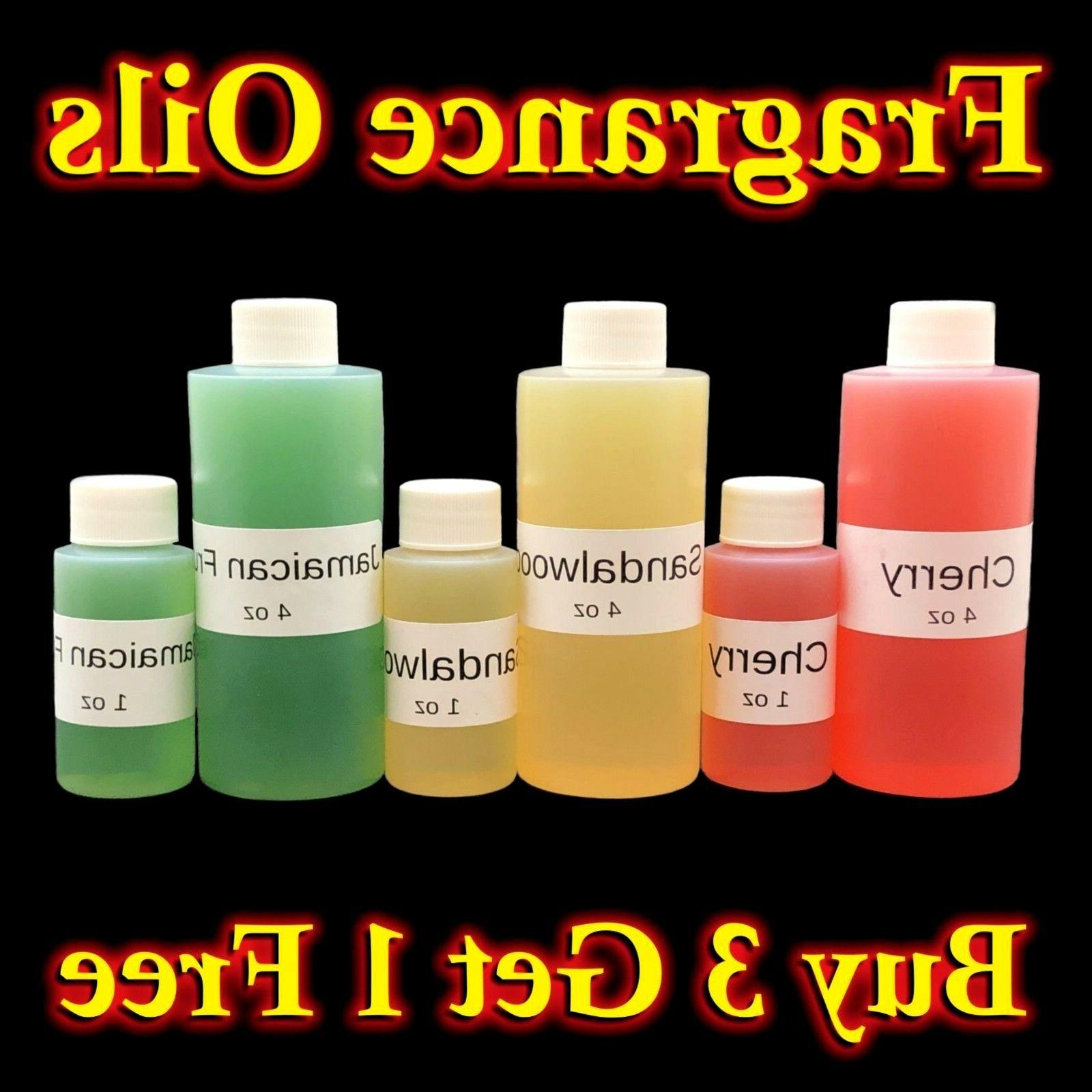 4 Oil For Making Incense Body Warming