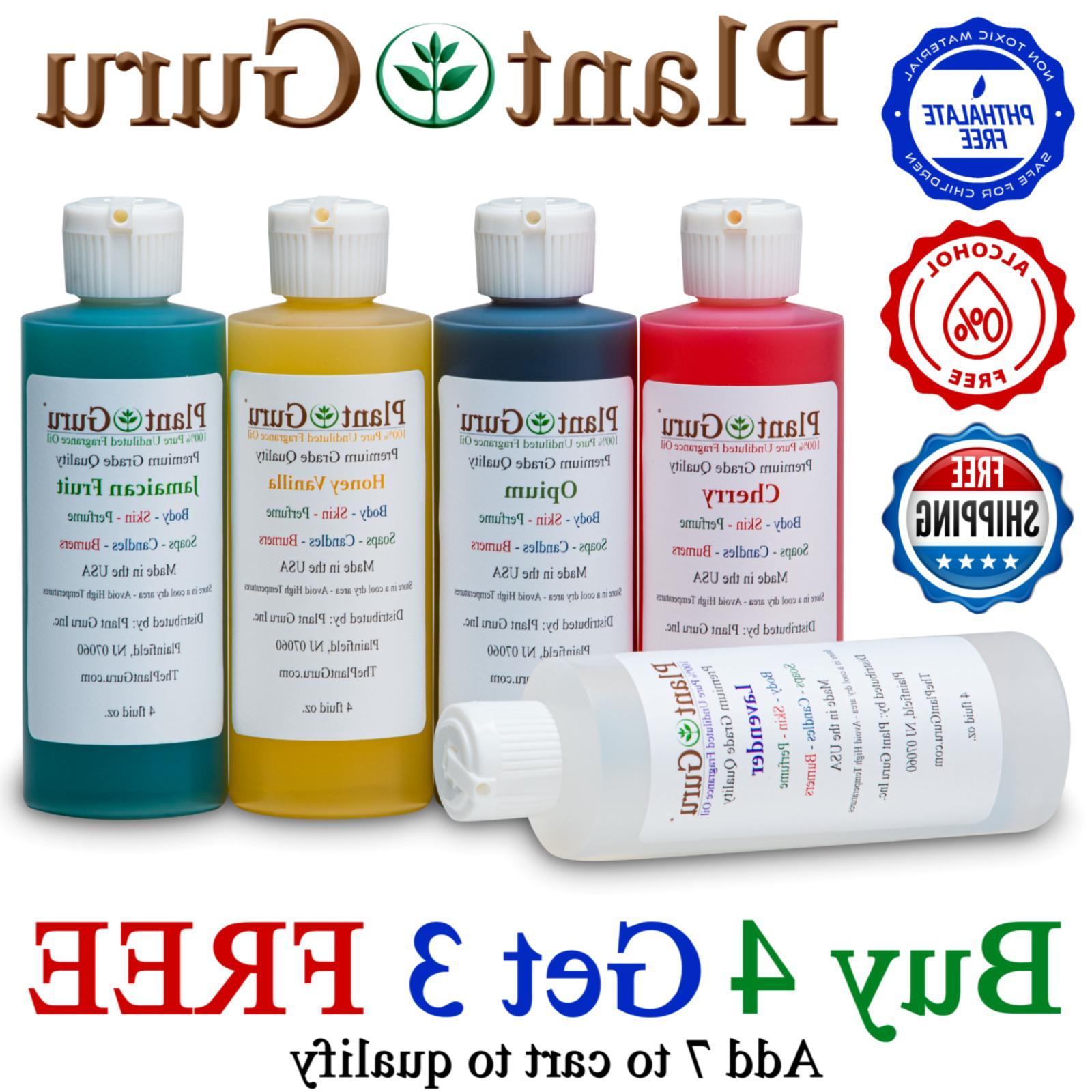 4 oz fragrance oils candle soap making
