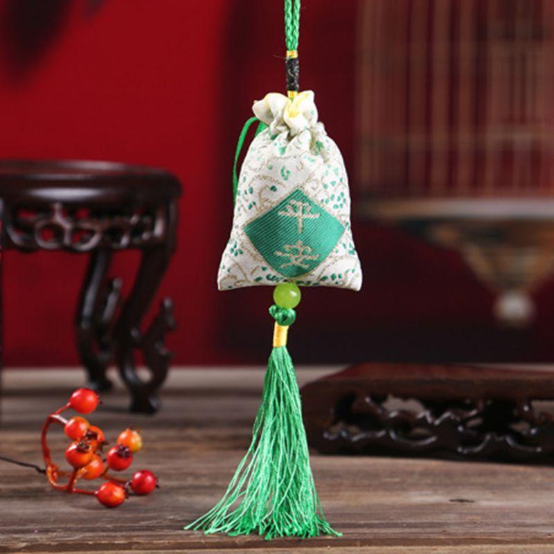 Folk Tassels Decoration