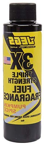 JEGS 63665 Fuel Fragrance Pumpkin Spice Scented 4 oz. Bottle