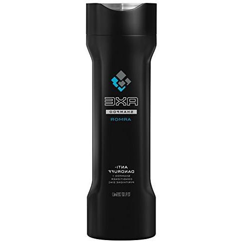 Axe 2 in 1 Shampoo + Conditioner, Anti-Dandruff 12 Oz